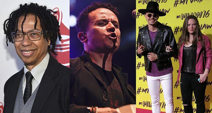 Lista de nominados a los Grammy Latino 2016