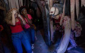 Así de escalofriantes son las Halloween Horror Nights en Orlando
