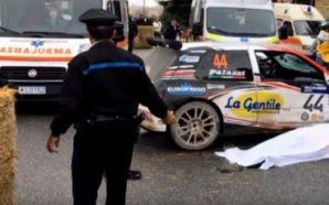 Trágico accidente en el Rally de San Marino cobra la…