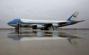 Donald Trump cancela construcción del nuevo avión presidencial Air Force…