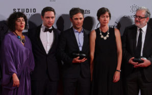 """""""Tempestad"""" y """"Neruda"""" fueron los grandes ganadores de los Premios…"""