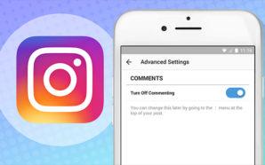 Instagram permitirá a todos los usuarios desactivar comentarios en las…
