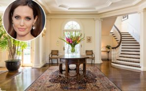 EEXCLUSIVE: ** PREMIUM EXCLUSIVE RATES APPLY** Angelina Jolie has reportedly purchased the historic Cecil B. DeMille Estate. the 6 bedroom, 10 bathroom estate was on the market for a cool $25million.