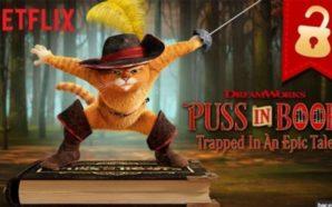 """""""El gato con botas"""" protagoniza primer programa interactivo de Netflix"""