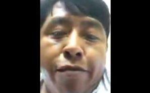 Diputado de Morena cae a pozo y pide ayuda en…