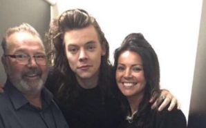 Fallece Robin Twist, padrastro de Harry Styles