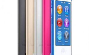 Apple se despide de los iPod Shuffle y Nano