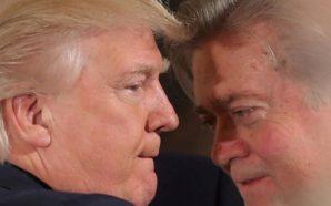 Presidencia de Trump está acabada: Bannon