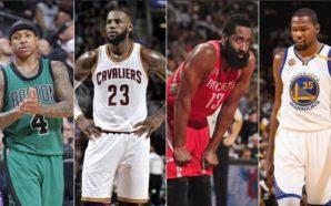 NBA presenta su calendario completo de la próxima campaña