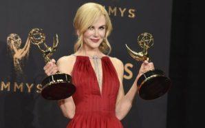 Mujeres triunfan en los Emmy, frente y detrás de las…