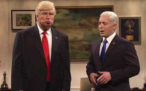 Alec Baldwin reactiva su carrera gracias a Trump