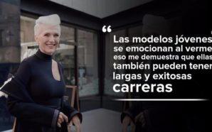 La modelo de 69 años, Maye Musk, nueva embajadora de…
