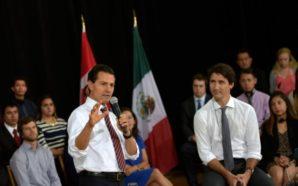 Visita de Trudeau a EU y México abre expectativas sobre…
