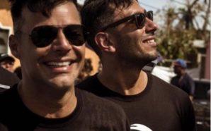 """Trump """"complica"""" boda entre Ricky Martin y Jwan Yosef"""