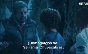 "VIDEO: ¿Demogorgon?, Maussan busca al ""chupacabras"" en Stranger Things"
