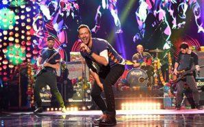 Coldplay logra tercera gira más lucrativa de la historia