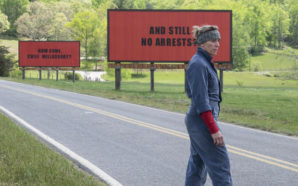 """Three Billboards"" lidera nominaciones a los Premios SAG"