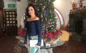 Luz Elena González expresa su apoyo a diseñadores mexicanos