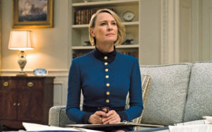 Continúa House Of Cards solo con Robin Wright