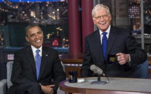 Obama será el primer invitado del programa de David Letterman
