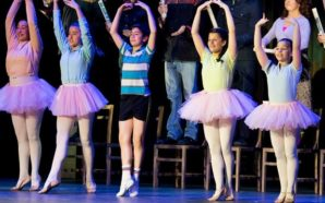 VIDEO: La magia de Billy Elliot en el Auditorio Pabellón…