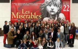 """Presentan a """"Los Miserables"""" con artistas provenientes de cinco países"""
