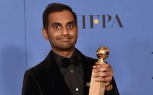 Acusan a Aziz Ansari de acoso sexual