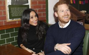 Príncipe Enrique y Meghan Markle visitan Escocia