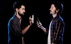 Diego Luna y Luis Gerardo Méndez celebran 100 funciones de…