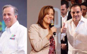 Meade, Zavala y Cuauhtémoc Blanco piden seguridad al INE para…