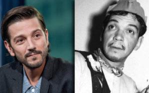 Juan Osorio quiere a Diego Luna para interpretar a 'Cantinflas'