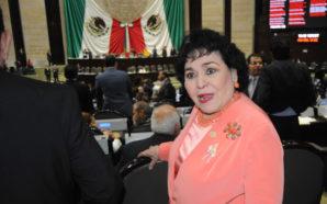 Anuncia Carmen Salinas su retiro de la política; regresará a…