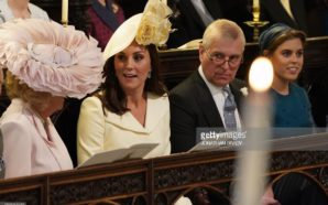 El 'look' de Kate Middleton para la boda real