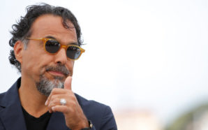 "70th Cannes Film Festival - Photocall for the installation ""Carne y Arena"" (virtually present, physically invisible) presented as part of virtual reality event - Cannes, France. 22/05/2017. Director Alejandro Gonzalez Inarritu poses. REUTERS/Stephane Mahe"