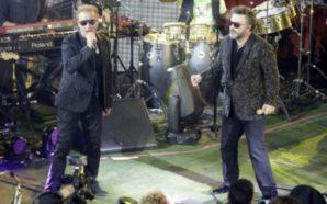 Emmanuel y Mijares celebran 50 fechas en el Auditorio Nacional