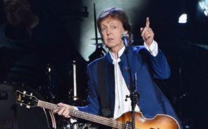 Paul McCartney lanza dos nuevos sencillos