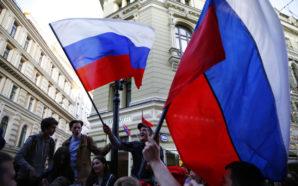 Los rusos parodian a su selección