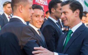 Desea Peña Nieto éxito a la Selección Mexicana en el…