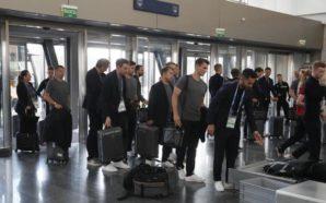 Selección alemana tiene un regreso furtivo a su país