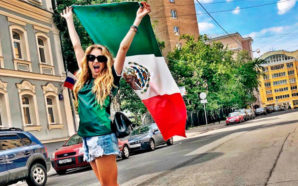 La narración de Paulina Rubio del México vs Alemania