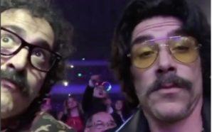 'Luisito Rey' y el tío 'Tito' sorprenden en concierto de…