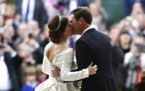 La princesa Eugenia se casa en el Castillo de Windsor