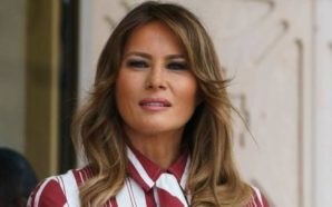 Melania Trump dice que ama a Donald Trump, ignora rumores