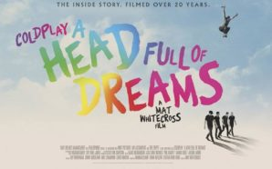"Coldplay comparte adelanto del documental ""A head full of dreams"""