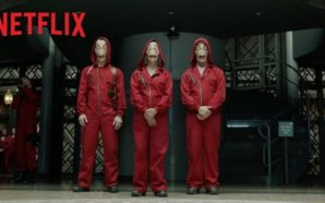 """Regresa """"La casa de papel"""" a Netflix"""