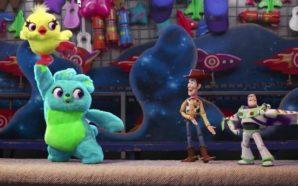 Llega el primer tráiler de Toy Story 4