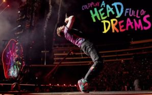 Presentan avance del documental de Coldplay
