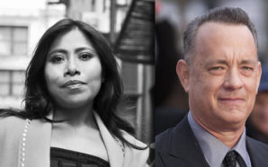 Así reaccionó Tom Hanks al conocer a Yalitza Aparicio