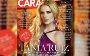 Tania Ruiz hará pública su relación con Peña Nieto