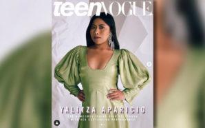 Yalitza Aparicio es portada de Teen Vogue